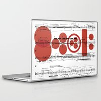 amy sia Laptop & iPad Skins featuring lasciate sia by design district