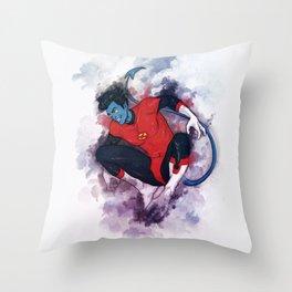 Jumper Throw Pillow