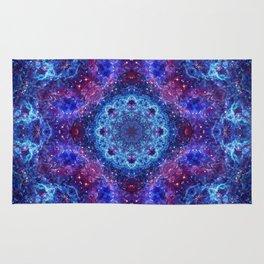 Shiva Blue Mandala Rug