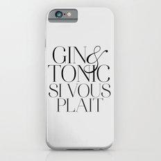 Gin Slim Case iPhone 6