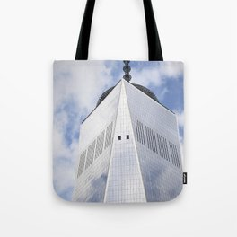 Top of the Tower Tote Bag