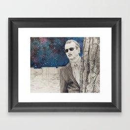 """""""Rushmore"""" Framed Art Print"""