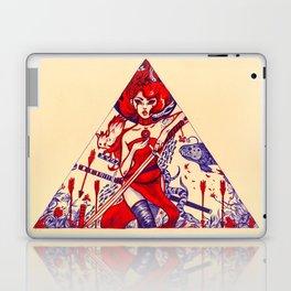 Scarlet-3 Laptop & iPad Skin