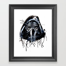 Ren Framed Art Print