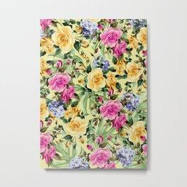Floral/2 Metal Print