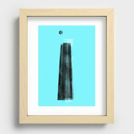 Jacobs' Ladder Recessed Framed Print