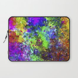 Aquarela_Textura digital  Laptop Sleeve