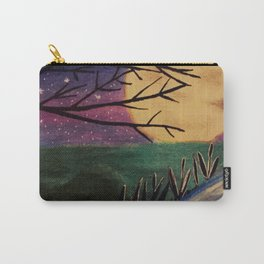 Moon reflection Carry-All Pouch