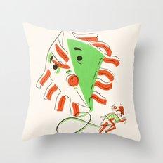 - 凧 -  Throw Pillow