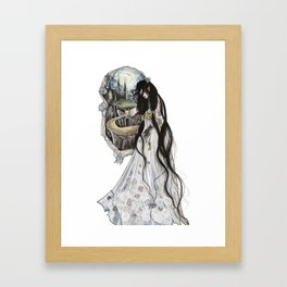 The Gatekeeper Framed Art Print