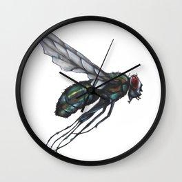 Pretty LIttle Pest I Wall Clock