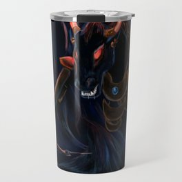 The Ancient Battle Travel Mug