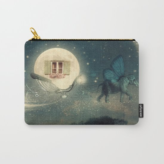 Moon Dream Carry-All Pouch