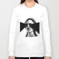 faith Long Sleeve T-shirts featuring Faith by Tsukiko-Kiyomidzu