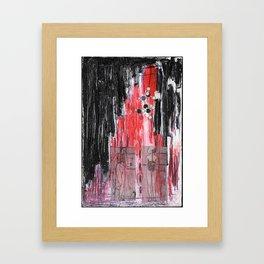 Molecular Chemistry Framed Art Print