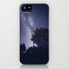 When you shine on me iPhone Case