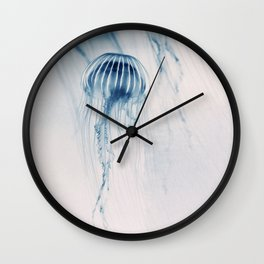 Deep Blue Sea #1 Wall Clock