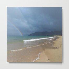 Narin Portnoo Beach Donegal Ireland Metal Print