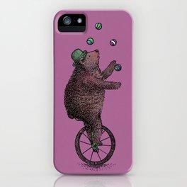 The Juggler iPhone Case