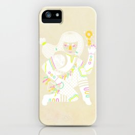Keeper of the Keys iPhone Case