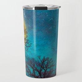 Winter Oaks Travel Mug