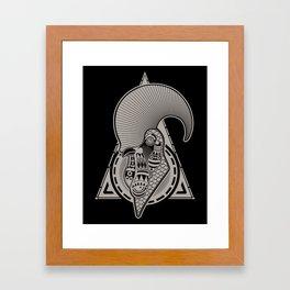 pico e gallo Framed Art Print