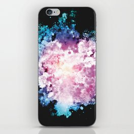 Bubbly Bloom iPhone Skin