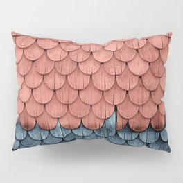 SHELTER / Little Boy Blue / Blooming Dahlia Pillow Sham