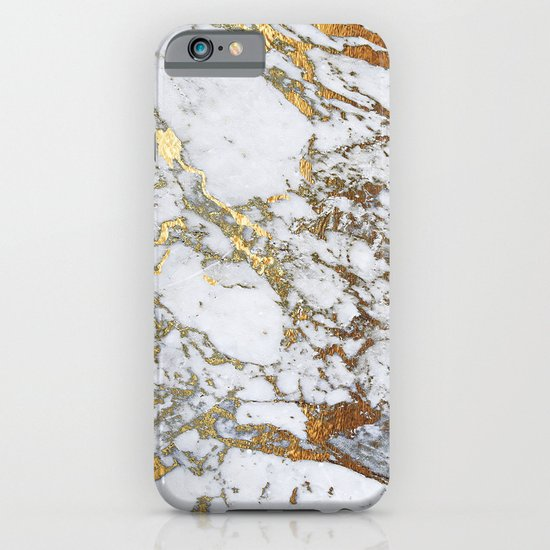 Gold Marble Iphone Amp Ipod Case By Jenna Davis Designs