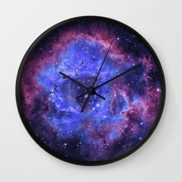 Supernova Explosion Wall Clock
