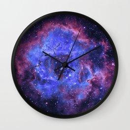 Supernova Explosion Wall Clock