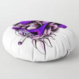 Beebop Don't Stop Floor Pillow
