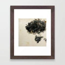 Fleas Framed Art Print