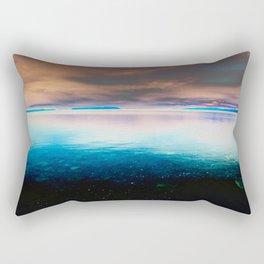 Sky of Dreams and The Ocean Rectangular Pillow