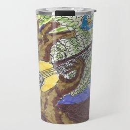 The Tree of Blues Travel Mug