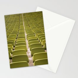 Olympic stadium in Munich Germany Stationery Cards
