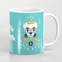 Animal Crossing: DJ KK Coffee Mug