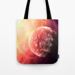 Planet Mercury Tote Bag