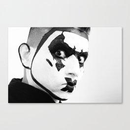 Logan Club Kid Canvas Print