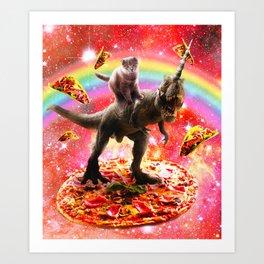 Taco Cat Art Prints Society6