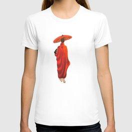 Munk - red  T-shirt