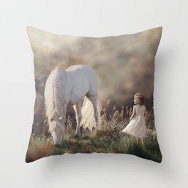 Emily's Dream Throw Pillow