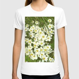 JC FloralArt 03 T-shirt
