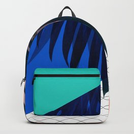 Eclectic Geometry Backpack