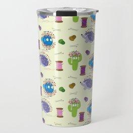 Sew Happy Travel Mug
