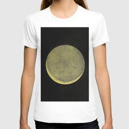 Antique Crescent Moon T-shirt
