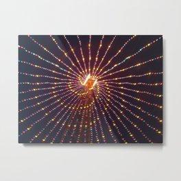 Zilker Holiday Tree Metal Print