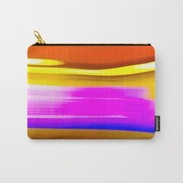 Abstrat colors Carry-All Pouch