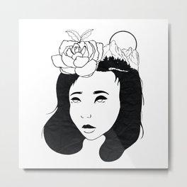 This is Lolita Metal Print