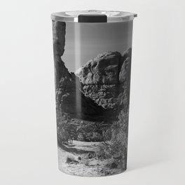 Holding The Balance Travel Mug